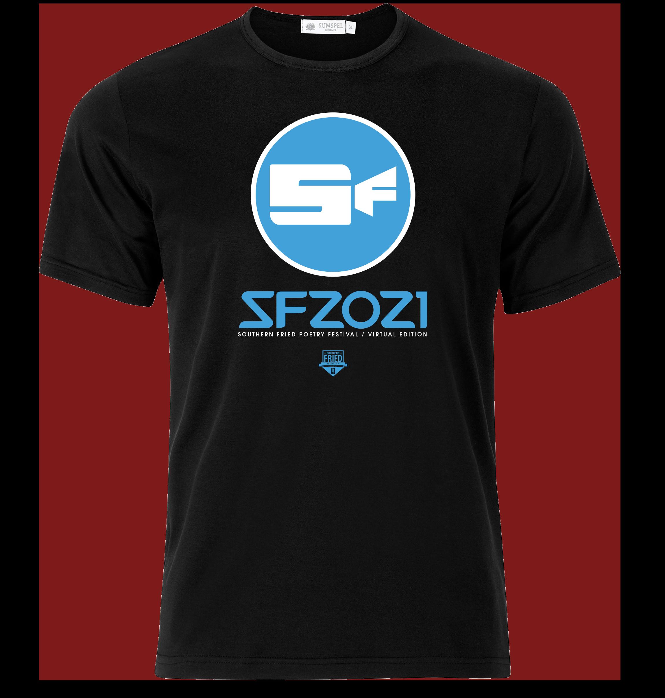 """2021 –  SF2021 """"ZOOM"""" Commemorative TShirt"""